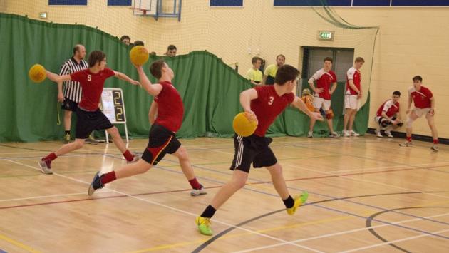 uk dodgeball
