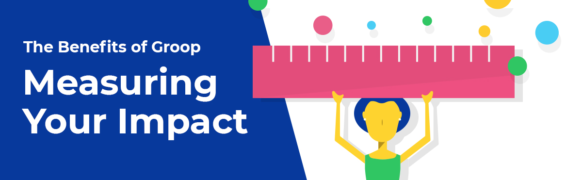 Measuring Your Impact with Groop