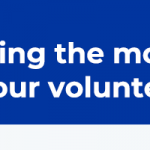 Making the most of your volunteers