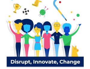Groop Conference 2019 New Approaches to Volunteering – Disrupt Innovate Change