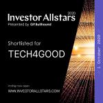 TECH4GOOD AllStars Award