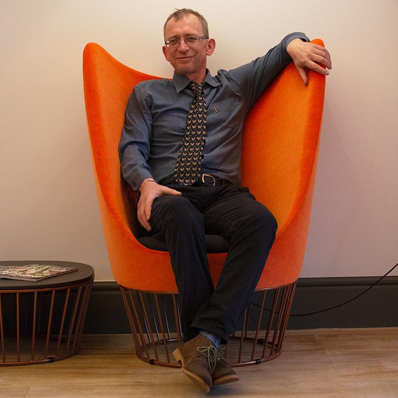 Barrie Taylor Innovation & Insight Director
