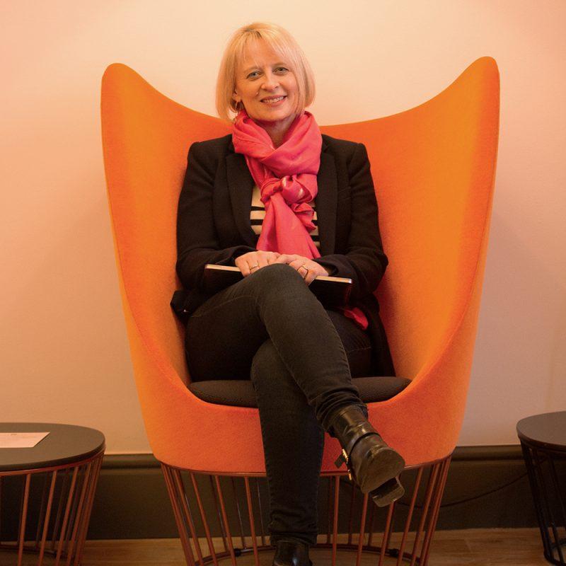 Sally Higham CEO