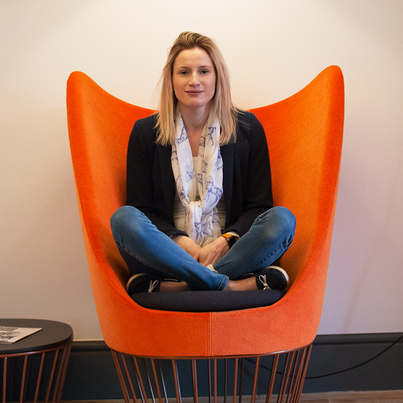 Samantha Bland Office & Finance Manager