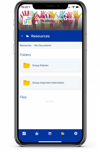 Resources Mobile